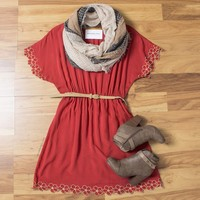 Set You Free Dress $35.00