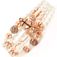 Sailor Me Home Multi-Bracelet
