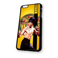 Bruce Lee Dragon Style iPhone 6 Plus case