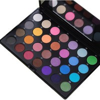 28 Colors Shimmer Eyeshadow Palette Makeup Eye Shadow Special Offer Cosmetics Composite Nude Naked Shadows Palettes