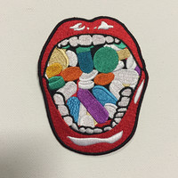 Mouth O pillz Patch