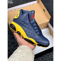 Nike Air Jordan 13 Hyper Royal AJ13 Basketball shoes