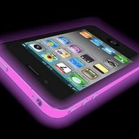 NEW iPhone 5 Glow In The Dark Silicone Protective Case (Pink):Amazon:Cell Phones & Accessories