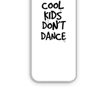 COOL KIDS DON'T DANCE - iPhone 5&5s Case