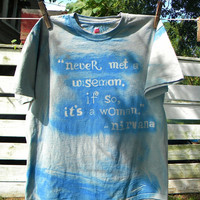 Nirvana song lyric tank