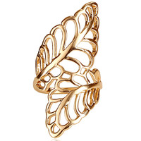 Trendy Zinc Alloy Party Cocktail Ring For Women Hj10629