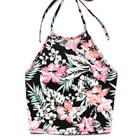 Tropical Dream Halter Top