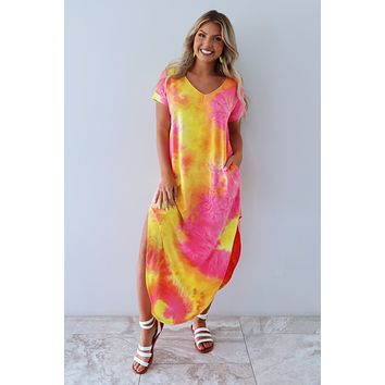 Weekend Vibes Maxi: Multi