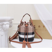Burbeery Women Leather Shoulder Bags Satchel Tote Bag Handbag Shopping Leather Tote Crossbody