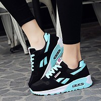 Shoes Woman 2018 Fashion Sneakers Women Vulcanize Shoes chaussures femm Breathable Mesh Women Casual Shoes tenis feminino