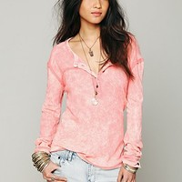 We The Free Womens We The Free Urban Cowgirl Henley