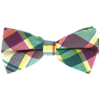 Tok Tok Designs Pre-Tied Bow Tie for Men & Teenagers (B397, 100% Cotton)