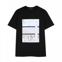 SNAPSHOT T-SHIRT (BLACK)