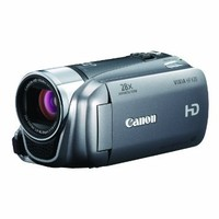 Canon VIXIA HF R20 Full HD Camcorder with 8GB Internal  Flash Memory (Silver)
