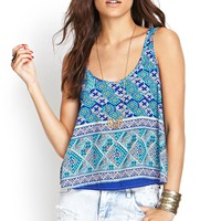 Abstract Flare Tank