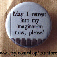 retreat into my imagination by beanforest on Etsy