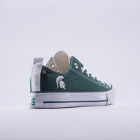 Michigan State Spartans Official NCAA Skicks Unisex Low Top Sneakers
