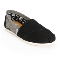 Toms Classics Movember Women's Shoes