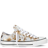 Converse - Chuck Taylor Metallic - Low - White