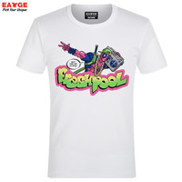 Funny Deadpool Fresh prince bel air parody unisex mens womens tee t-shirt imdb quotes costume props