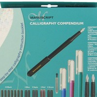 Manuscript Calligraphy Set | Shop Hobby Lobby
