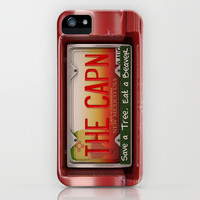 The Capn.  [Br] [Ba] iPhone & iPod Case by Emiliano Morciano (Ateyo)