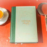 Hardcover [Vintage] Edition of Emily Bronte's Wuthering Heights