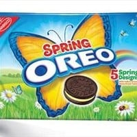 Oreo Seasonal Spring Limited Edition, 15.35 Ounce