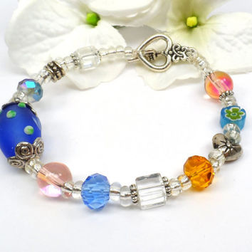 Birthday Gift for Daughter in Law, Daughter Law Bracelet C36