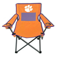 Clemson Tigers NCAA Ultimate Adult Monster Mesh Tailgate Chair