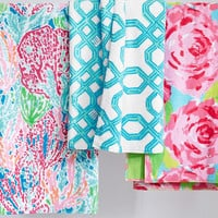 Lilly Pulitzer® Sister Florals Towels