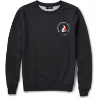 A.P.C. Embroidered Loopback-Cotton Sweatshirt | MR PORTER