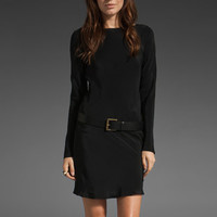 ELIZABETH AND JAMES Faye Dress in Black at Revolve Clothing - Free Shipping!