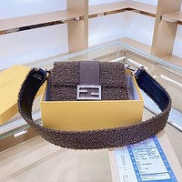 Fendi women's new waist bag chest bag shoulder bag