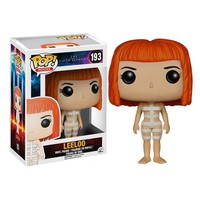 Fifth Element Straps Leeloo Pop! Vinyl Figure