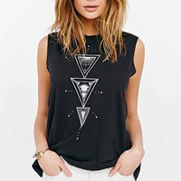 Truly Madly Deeply Sun Daze Muscle Tee