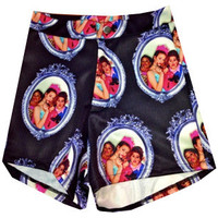 CLUELESS BOOTY SHORTS - PREORDER