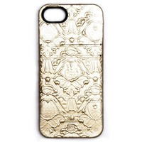 Hex x Fools Gold - Solo Wallet iPhone 5 Case (Gold)