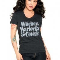 Witches, Warlocks and Covens Tee