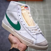 Trendsetter Nike Blazer Mid 77 Vntg Women Men Fashion Casual Mid-Top Old Skool Shoes