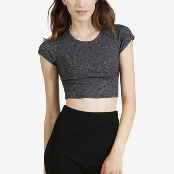 Thory Ribbed Crop Top