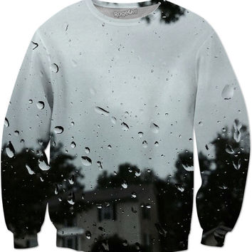 Tumblr Aesthetic Rain T-Shirt