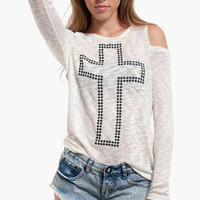 Cross Connect Top $37