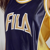 FILA + UO Basketball Jersey Tank Top   Urban Outfitters