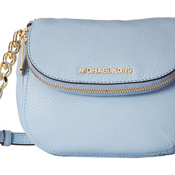 MICHAEL Michael Kors Bedford Flap Crossbody Optic White - Zappos.com Free Shipping BOTH Ways