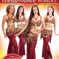 """The Celebration Belly Dance Workout"" DVD with Sarah Skinner"