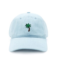 Palm Tree Graphic Baseball Cap | 21 MEN - 2000204919
