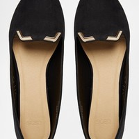 ASOS LIBBIE Slipper Ballets