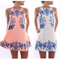 New Fashion Summer Sexy Women Dress Casual Dress for Party and Date Graduation Dress= 4432101444