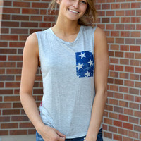 Show Your Stripes Tank